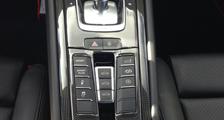 Porsche 981 718 991 911 carbon PDK shifter surround center console trim lining carbon parts