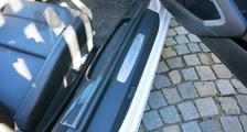Porsche 981 991 991.2 911 carbon door sill trim tray entry guard cover carbon parts