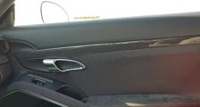 Porsche 981 718 991 911 carbon door panel interior trim linings carbon parts