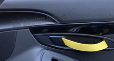 Porsche 981 718 991 911 carbon door panel cover strip interior trim linings carbon parts