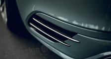 Porsche 991 991.2 turbo 911 carbon rear bumper side air vent grill slats cover exterior carbon parts