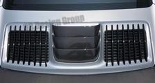 Porsche 991 991.2 turbo 911 carbon engine lid air intake scoop vent cover exterior carbon parts