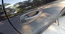 Porsche 981 991 911 carbon door grab handle pull trim exterior carbon parts