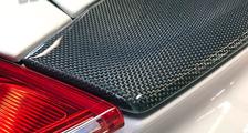Porsche 981 Cayman carbon rear wing spoiler blade cover exterior carbon parts