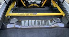 Porsche 718 981 Cayman carbon trunk trim panel rear storage boot cover carbon parts