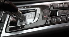 Porsche 981 718 991 911 carbon console trim lining gear shift knob surround switch cover center console carbon parts
