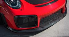 Porsche 991 991.2 GT2 RS 911 carbon front bumper spoiler lip diffusor cover carbon parts