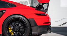Porsche 991 991.2 GT2 RS 911 carbon rear bumper diffusor cover wing bar support exterior carbon parts