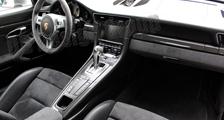Porsche 981 718 991 911 carbon interior trim linings cupholder center console dash carbon parts
