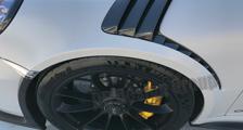Porsche 991 991.2 GT2 RS GT3RS 911 carbon fender air vent grill slats trim Weissach exterior carbon parts