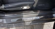 Porsche 981 718 991 911 carbon door sills door entry skirt trim interior carbon parts