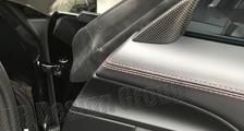 Porsche 981 718 991 911 carbon side mirror triangle cover door panel interior carbon parts