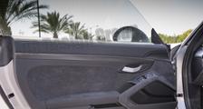 Porsche 981 718 991 911 carbon door trim lining cover strip door panel carbon parts