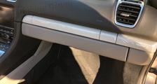 Porsche 981 718 991 911 carbon cupholder dash interior trim linings carbon parts