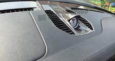 Porsche 991 991.2 911 carbon sport chrono clock housing cover defroster air vent trim panel dashboard carbon parts