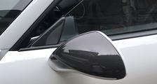 Porsche 981 718 991 911 carbon side mirror triangle trim sport design side mirrors housing carbon parts