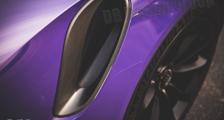 Porsche 991 991.2 turbo GT3 RS 911 carbon side air intake vent duct cover exterior carbon parts