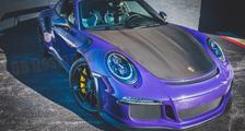 Porsche 981 718 991 911 carbon front hood bonnet lid carbon parts