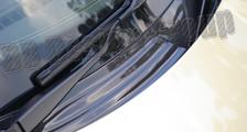 Porsche 981 718 991 911 carbon windshield cowl trim panel rain water windscreen cover  exterior carbon parts