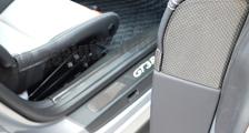 Porsche 981 718 991 911 carbon door panel airbag cover caps carbon parts