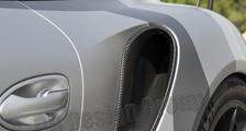 Porsche 991 turbo GT3 RS 911 carbon fender side air intake vent duct cover exterior carbon parts