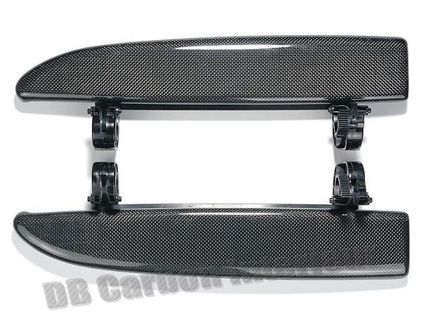 Porsche 997 Carbon Deckel Türablagefach Verkleidung Tür Klappe Armlehne Türverkleidung Carbonteile