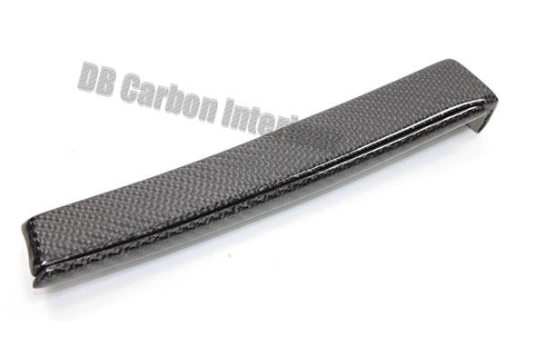 Mercedes Benz E W211 Carbon Zierleiste Fahrer Dekor Blende Armaturenbrett Interieur Leisten Carbonteile
